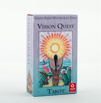 Bild på Vision Quest Tarot Deck
