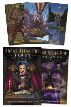 Bild på Edgar Allan Poe Tarot