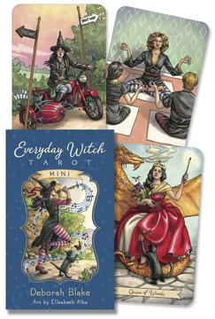 Bild på Everyday Witch Tarot Mini