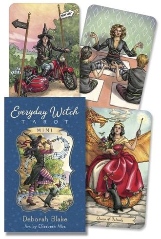 Bild på Everyday Witch Tarot Mini