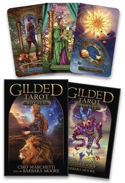 Bild på Gilded Tarot Royale Set