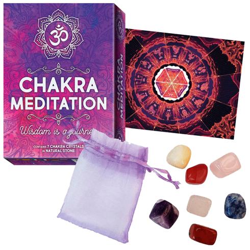 Bild på Chakra Meditation
