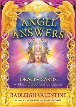 Bild på Angel Answers Oracle Cards