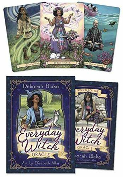 Bild på Everyday Witch Oracle Box Kit