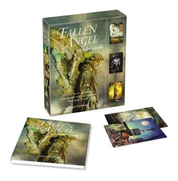 Bild på Fallen Angel Oracle Cards :