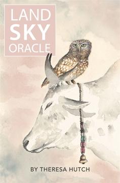 Bild på Land Sky Oracle: A Journey Through Patanjali's Eight Limbs of Yoga