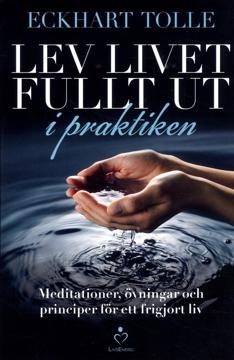 Bild på Lev livet fullt ut i praktiken : meditationer, övningar och principer för
