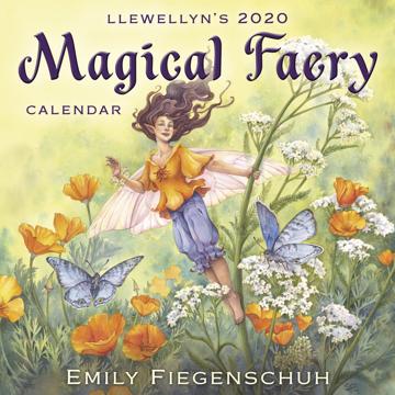 Bild på Llewellyn's 2020 Magical Faery Calendar