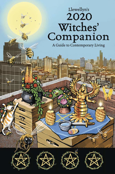 Bild på Llewellyn's 2020 Witches' Companion: A Guide to Contemporary Living (Llewellyn's Witches Companion)