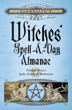 Bild på Llewellyn's 2021 Witches' Spell-A-Day