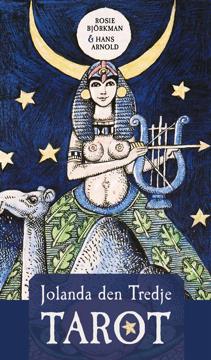 Bild på Jolanda den Tredje Tarot (kortlek)