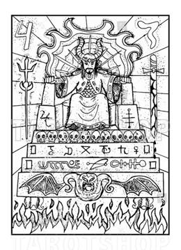 Bild på Engraved The Emperor