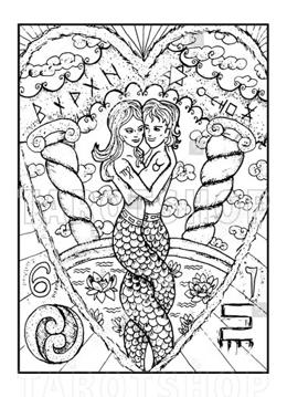 Bild på Engraved The Lovers
