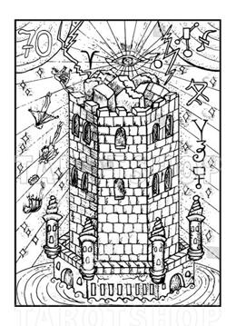 Bild på Engraved The Tower