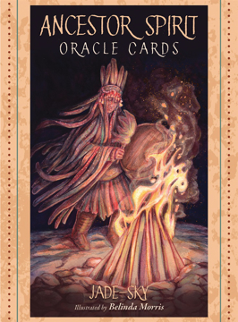 Bild på Ancestor Spirit Oracle Cards