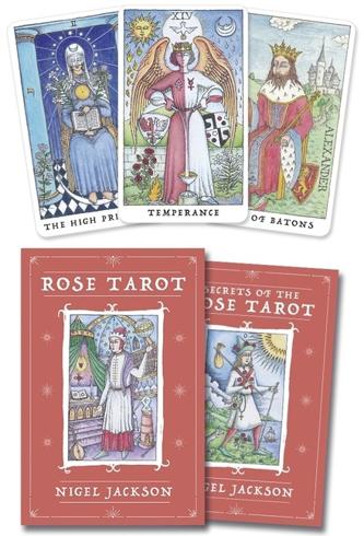 Bild på Rose Tarot