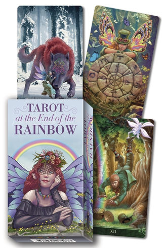 Bild på Tarot at the end of the Rainbow