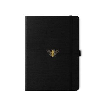 Bild på Dingbats* Pro B5 Black Bee Notebook - Dotted