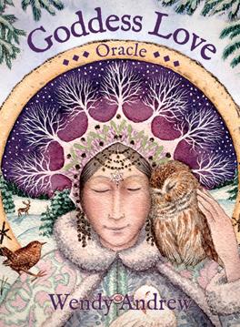 Bild på Goddess Love Oracle