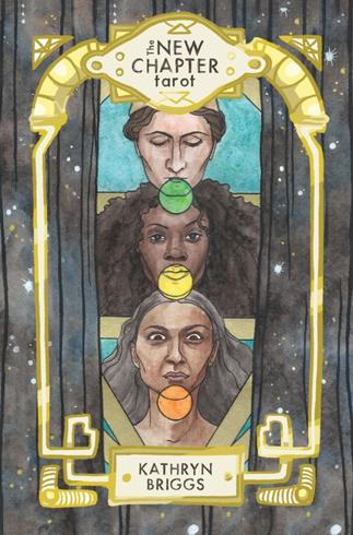Bild på The New Chapter Tarot