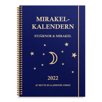Bild på Mirakelkalendern Stjärnor & Mirakel 2022