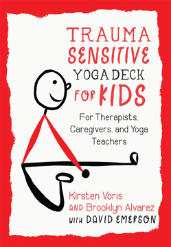 Bild på Trauma-Sensitive Yoga Deck for Kids